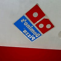 Photo taken at Domino's Pizza by Jeany W. on 5/13/2014