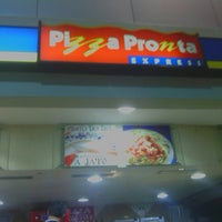 Photo taken at Pizza Pronta Express by Israel M. on 8/6/2013
