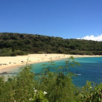 Photo taken at Waimea Bay by Jason 6. on 8/6/2013
