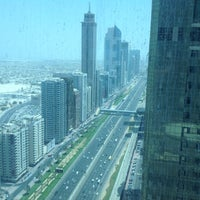 Photo taken at Rose Rayhaan by Rotana by Ebiten M. on 5/27/2013