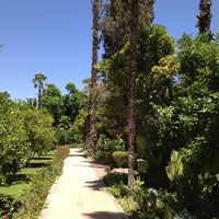 Photo taken at La Mamounia by Charles R. on 7/17/2013