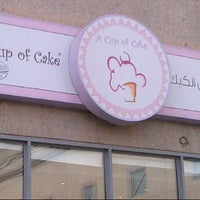 Photo taken at a Cup Of Cake by Hna on 3/26/2013