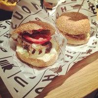 11/24/2012 tarihinde Onur P.ziyaretçi tarafından Burger House'de çekilen fotoğraf
