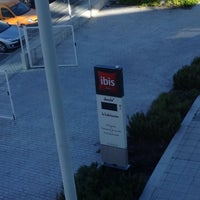 Photo taken at Hotel Ibis Madrid Alcobendas by Ildefonso P. on 5/25/2013