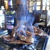 Photo taken at Bodegon Ayala by winetastelovers on 6/29/2014