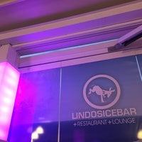Photo taken at Lindos Ice Bar by Kate on 7/13/2017
