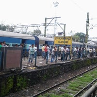 Photo taken at Igatpuri Railway Station by Abhilash A. on 9/9/2013