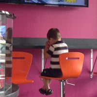 Photo taken at Scoops & Sprinkles by Melissa on 8/18/2013
