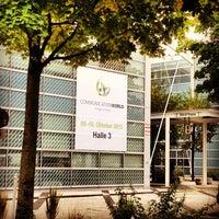 รูปภาพถ่ายที่ IT2Industry โดย Harald G. เมื่อ 10/10/2012