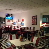 Das Foto wurde bei Jones - K's Original American Diner von Harald G. am 11/23/2013 aufgenommen