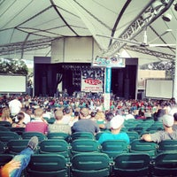 Foto tirada no(a) Cynthia Woods Mitchell Pavilion por Liliana D. em 10/6/2012