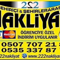 Photo taken at 222 Nakliyat by Yunus Ç. on 9/2/2016