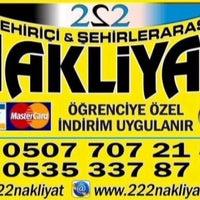 Photo taken at 222 Nakliyat by Yunus Ç. on 9/23/2016