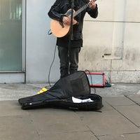Photo taken at Marylebone by Na9er Q. on 4/19/2017