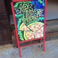 Photo taken at Dark Horse Pizza by Omer L. on 8/21/2014