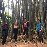 Photo taken at Bukit Nanas Forest Reserve by Thaqif M. on 2/6/2018