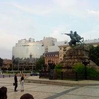 Снимок сделан в Hyatt Regency Kiev пользователем Ігор Б. 7/3/2013