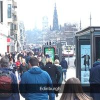 Photo taken at easyHotel Edinburgh by Gazi K. on 3/17/2016