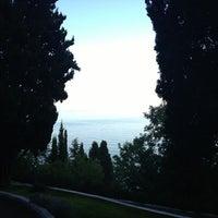 "Photo taken at Villa 5 hotel ""Sea"" by Sega P. on 7/8/2013"