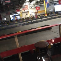 Photo taken at Goodwill Karting by Yanni V. on 1/28/2016