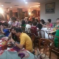 Photo taken at Pondok Steak Sari Pacific by Merita K. on 4/2/2014