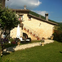 Photo taken at Il Casale di Ginetto by Adidax on 6/21/2014