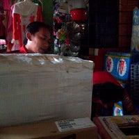 Photo taken at Pasar Kangkung by Novita S. on 12/13/2012