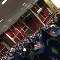 Photo taken at MAHSA Auditorium by Ainur Nelisa A. on 9/6/2016
