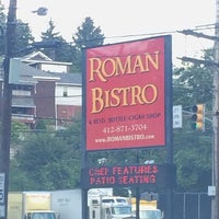 Photo taken at Roman Bistro by Adam S. on 8/24/2014
