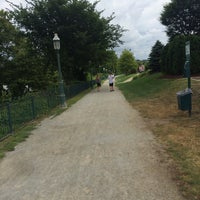 Photo taken at Waterfront Trail by Adam S. on 7/29/2014
