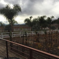 Photo taken at Chapin Family Vineyards by Agnes T. on 1/4/2016