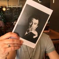 Photo taken at Basil Leaf Cafe by Anton S. on 6/25/2016