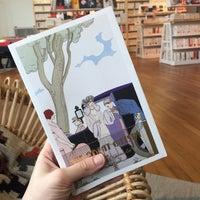 Photo taken at Librarie Farfouille by Plotnikova E. on 3/10/2017