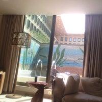 Photo taken at Jumeirah Messilah Beach Hotel & Spa - Messilah 1 by Fahad on 6/14/2014