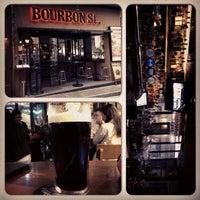 Photo taken at Bourbon by Ksenia Z. on 2/9/2013