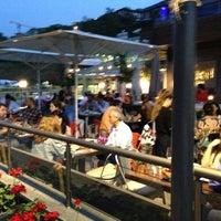 Photo taken at The Winston Brasserie by Gürhan Ş. on 6/15/2013