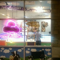 Photo taken at Ben & Jerry's by Brent B. on 10/28/2016