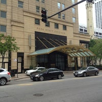 Photo taken at Park Hyatt Chicago by Stuart F. on 6/5/2013