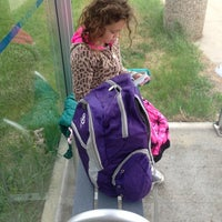 Photo taken at School Bus Stop by ippy ツ on 5/24/2013