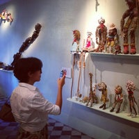Photo taken at Museu de Arte da Bahia by Andrea M. on 3/23/2013
