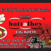 Photo taken at Barış ve Gençlik Parkı by BATTALBEY 0. on 11/18/2016