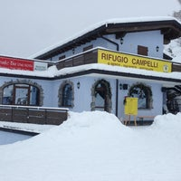 Photo taken at Rifugio Campelli by Roger I. on 1/4/2014