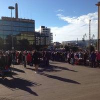 Das Foto wurde bei Hietalahdentori von Aarni am 9/22/2013 aufgenommen