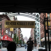 Photo taken at Hester Street Fair by Kate C. on 6/8/2013