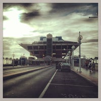 Photo taken at St. Petersburg Pier by Lauren H. on 5/31/2013