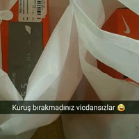 Photo taken at Nike Factory Store by Osman Y. on 5/15/2017