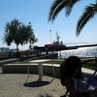 Photo taken at Muammer Aksoy Parkı by Ödül T. on 7/24/2016
