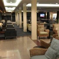 Photo taken at Air New Zealand Koru Lounge by Damien C. on 6/2/2013
