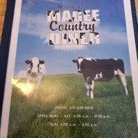 Photo taken at Magee Country Diner by Jenna S. on 1/7/2018