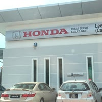 Awesome ... Photo Taken At Honda Service Centre By Ijudin On 7/25/2016 ...
